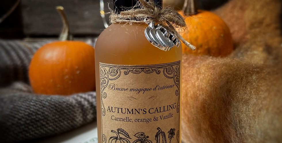 Autumn's calling - Brume d'intérieur 100ml