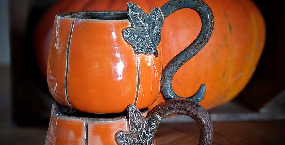 Potiron - Mug en céramique
