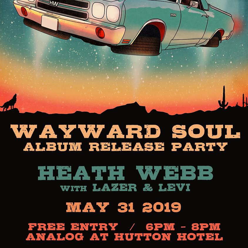 Heath Webb Album Release Party