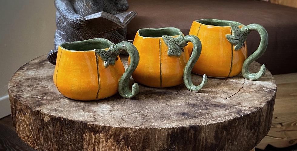 PRÉCOMMANDE - Mug en céramique ~ Citrouille ~