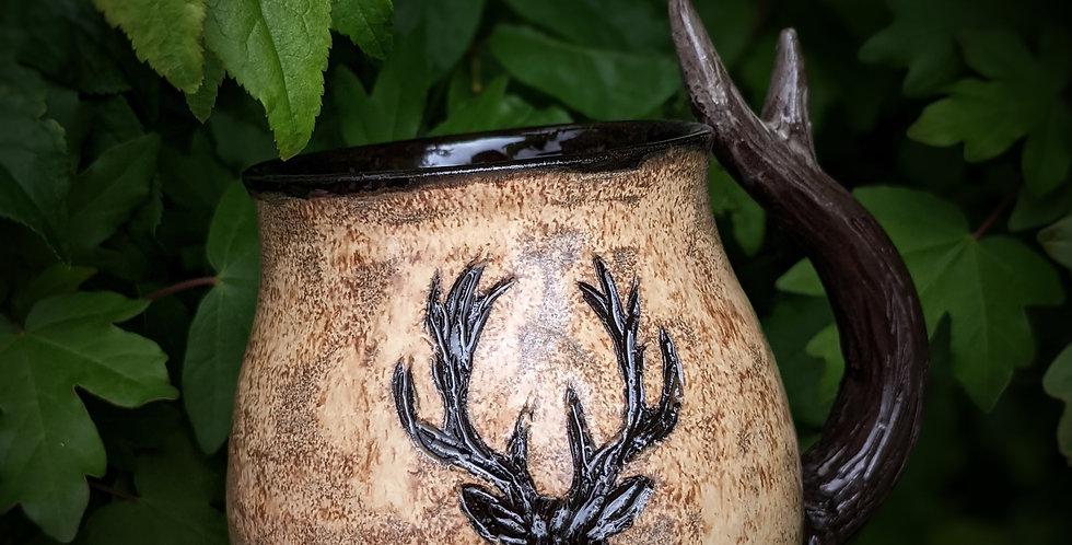 """Mug en céramique - """"King of the forest"""""""