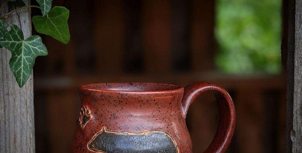"""Mug en céramique - """"Brown Bear"""""""