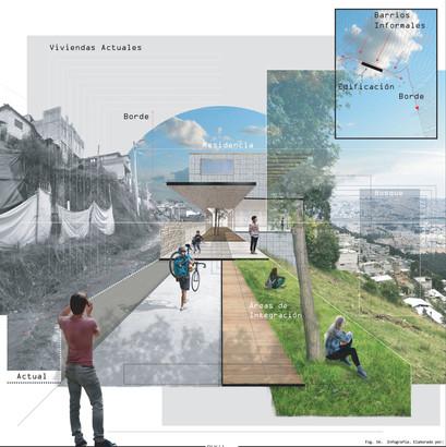 Arquitectura como límite