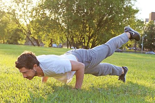 yoga class teacher instructor male lifestyle toronto