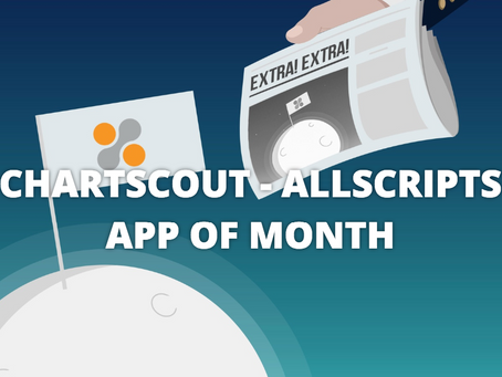 ChartScout selected as Allscripts App of the Month