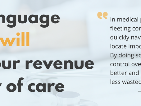 Emerge Improved Revenue and Quality for Multi-Specialty Group Using Natural Language Processing
