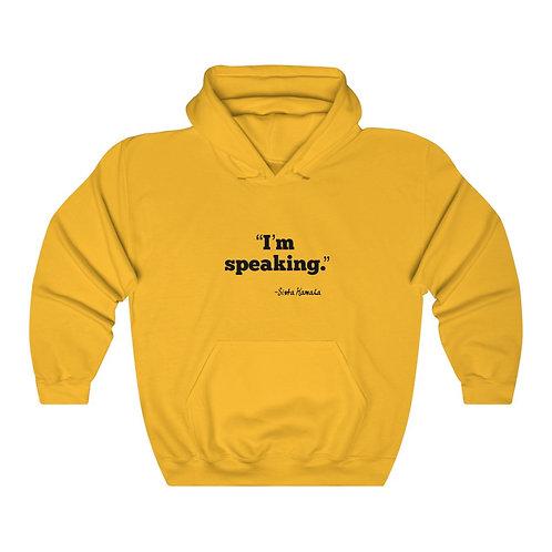 "'I'm Speaking"" -Sista Kamala"
