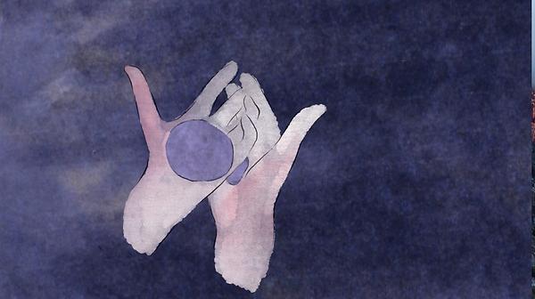 julie de halleux entre mes mains animation