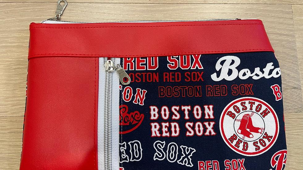 Red Sox Zippy Clutch