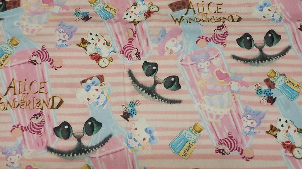 Alice in wonderland pink