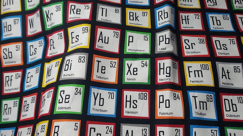 Periodic Table II Mask 😷