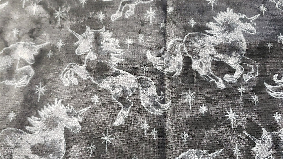 Black and Grey Unicorns