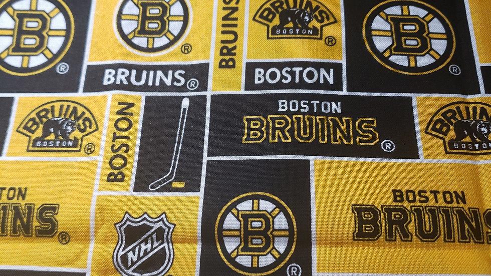 Boston Bruins Scrub Caps