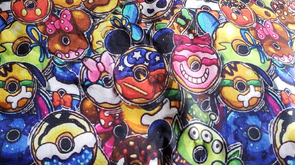 Disney Donuts 🍩 😋 Zippy Clutch