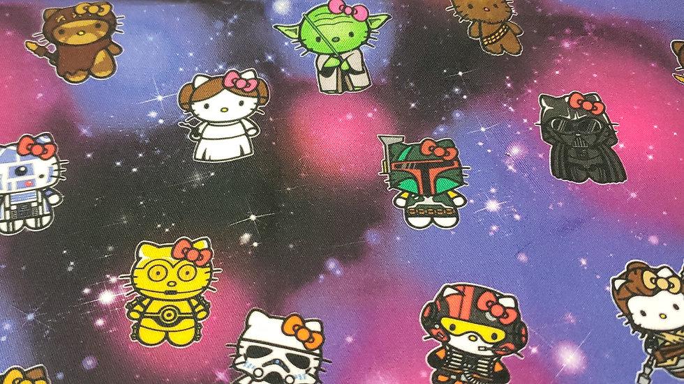Hello Kitty Starwars