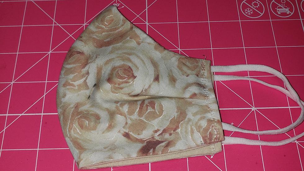 Pastel Rose Mask