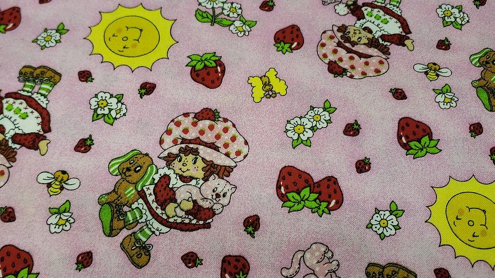 Strawberry Shortcake Pink Mask 😷