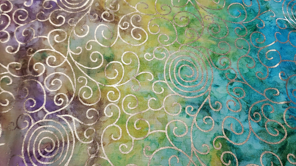 Swirl Batik