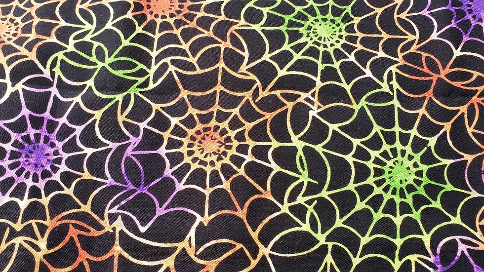 Tie Die Halloween Web