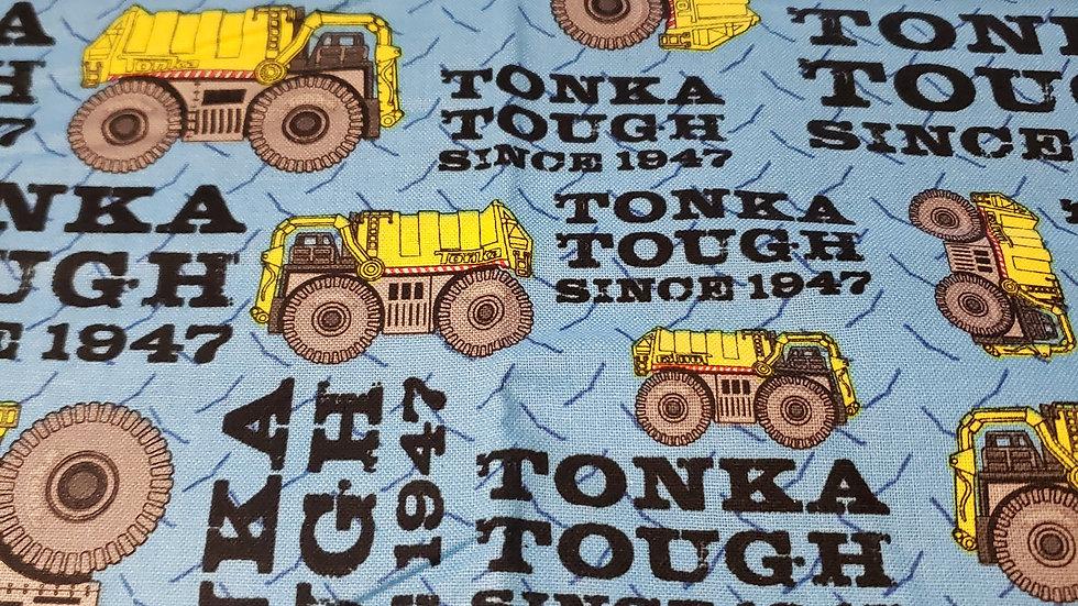 Tonka Truck Mask