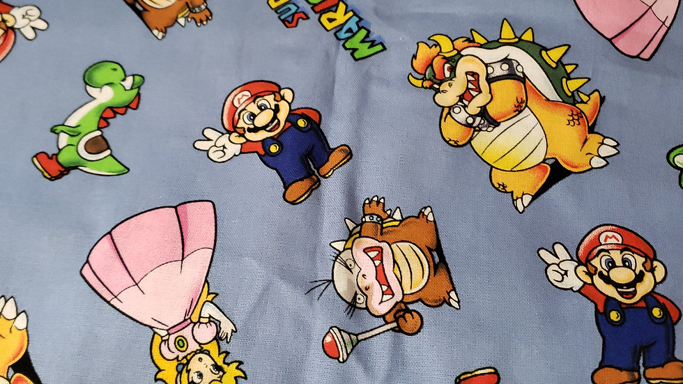Super Mario World Mask 😷