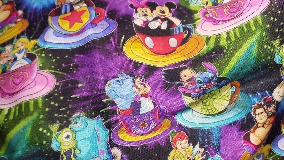Disney Saucers Mask 😷