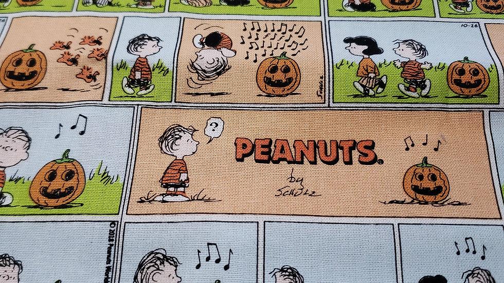 Charlie Brown Halloween Mask