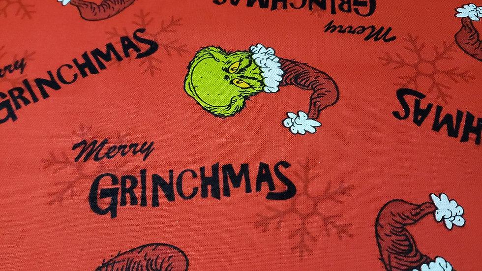 Christmas Merry Grinchmas Mask