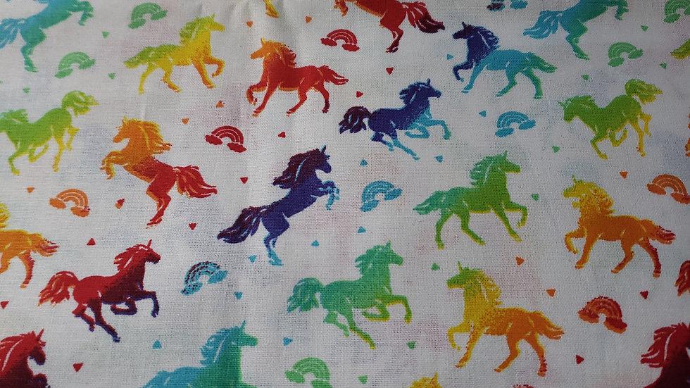 Rainbows with Unicorns Mask 😷