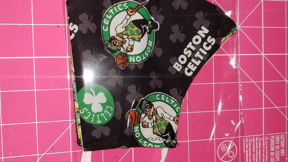 Boston Celtics Mask