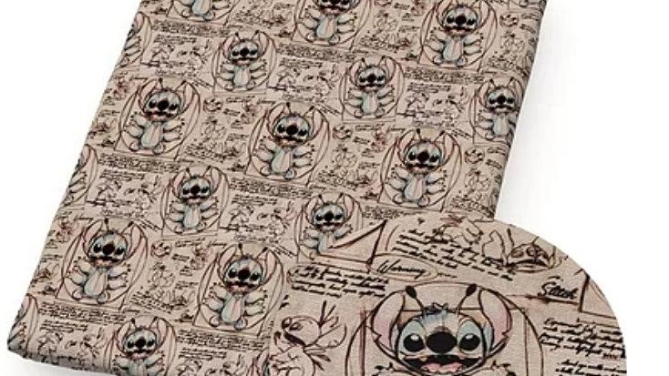Stitch Sketch Mask 😷