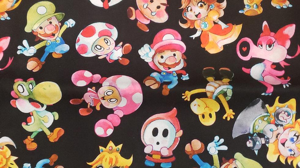 Baby Mario characters