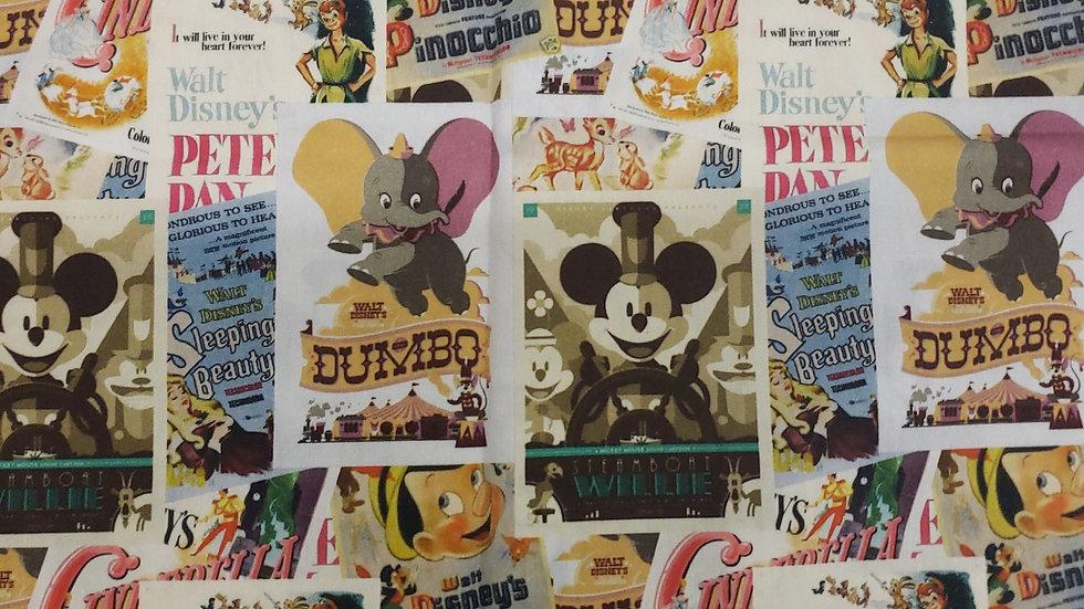 Disney film covers
