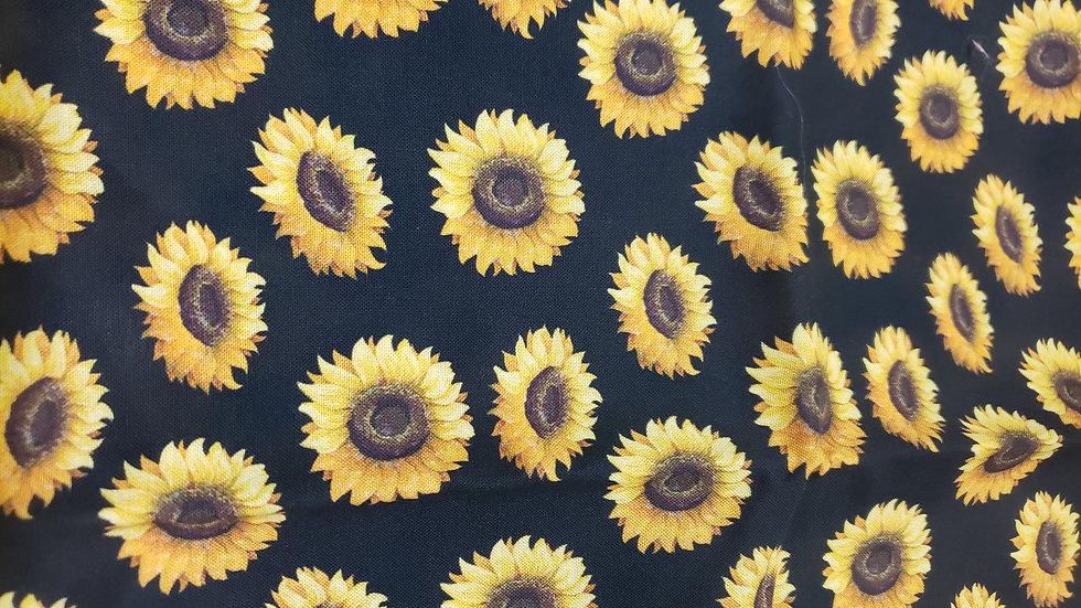 Sunflowers 🌻 Pleated Masks