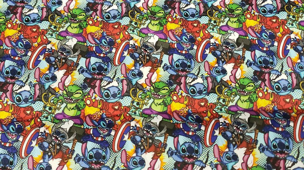 Stitch Marvel Mashup 💙