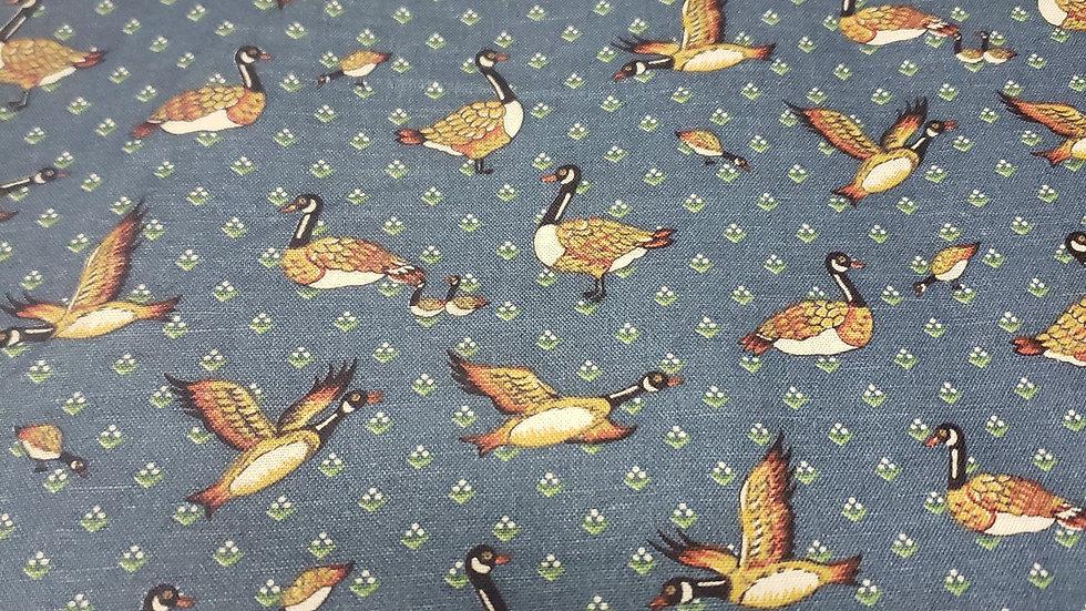 Vintage 1980 Geese