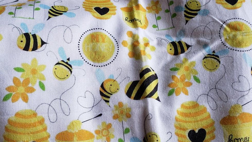 Bee My Honey 🍯 💛 Pleated Masks