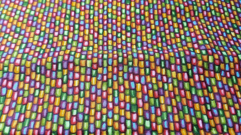 Multi Colored Stain Glass