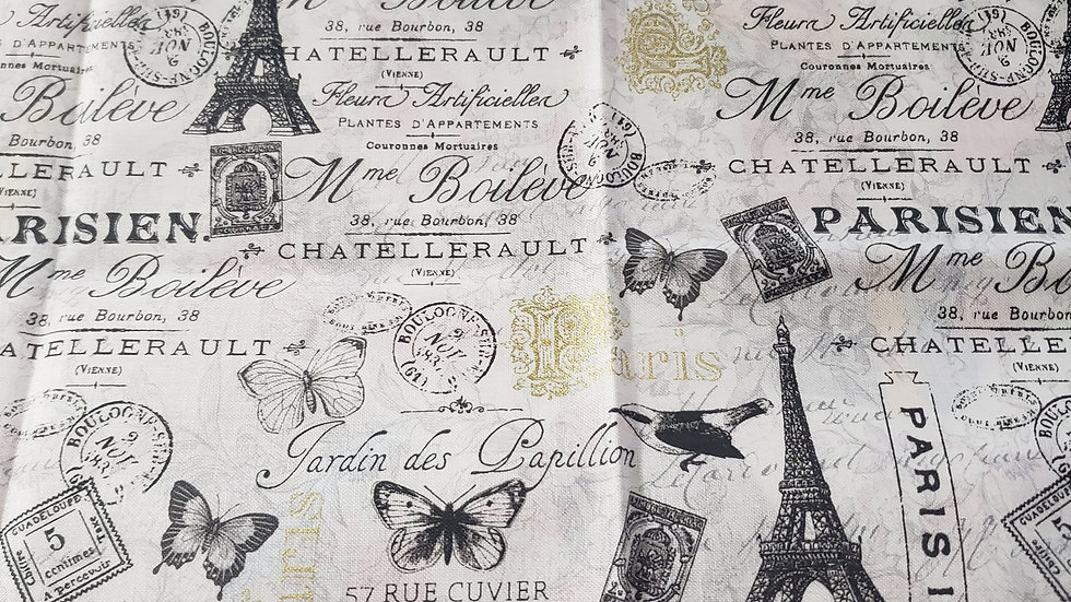 Parisian Dreams Mask