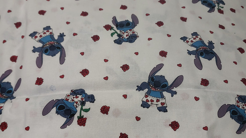 Stitch Roses and Love