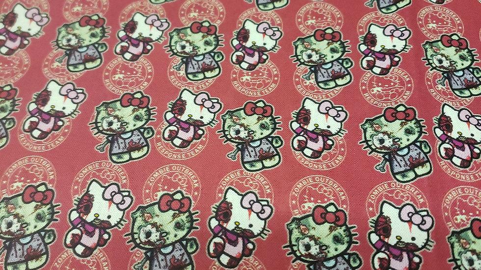 Hello Kitty Zombie