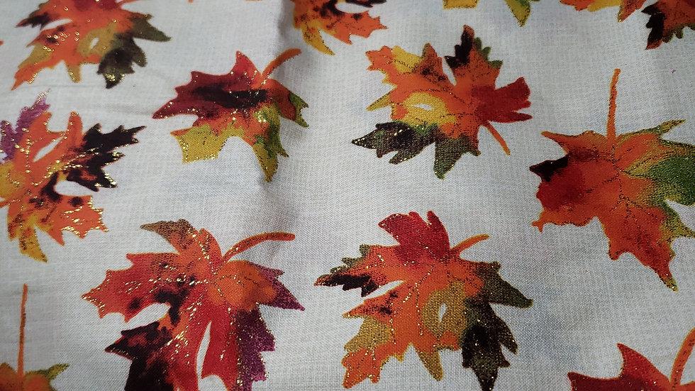 Fall Foliage Mask 😷