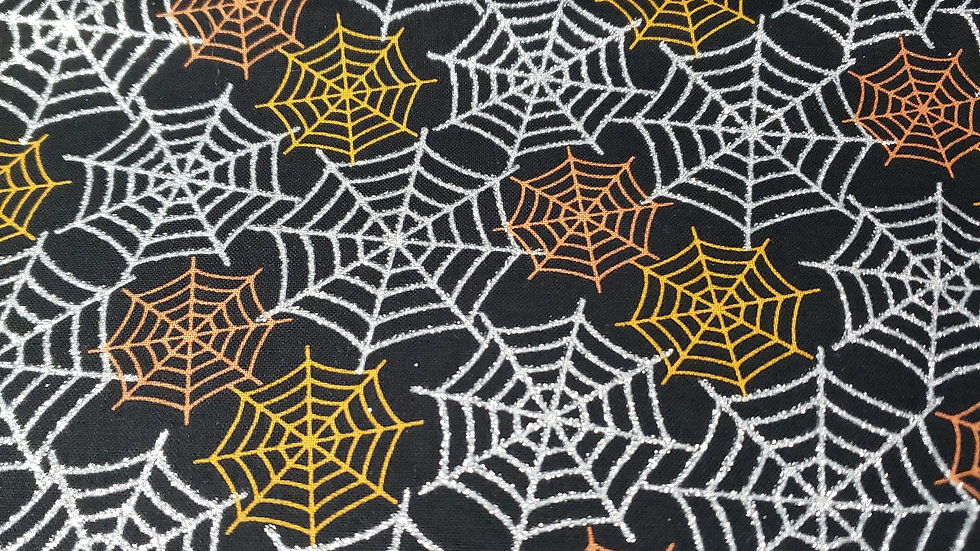 Halloween Web Mask