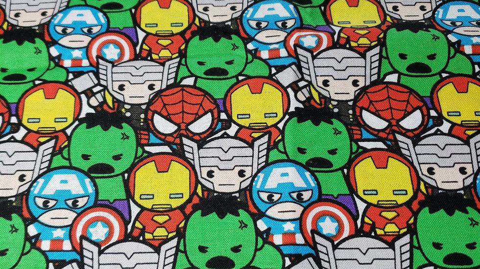 Heros Galore Mask