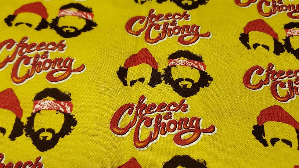 Cheech&Chong Zippy Clutch