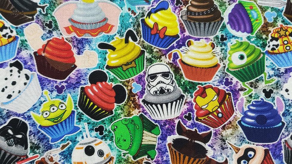 Cupcake Characters