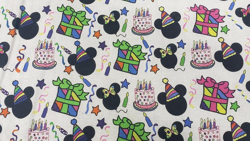 Mickey & Minnie Birthday  Mask 😷