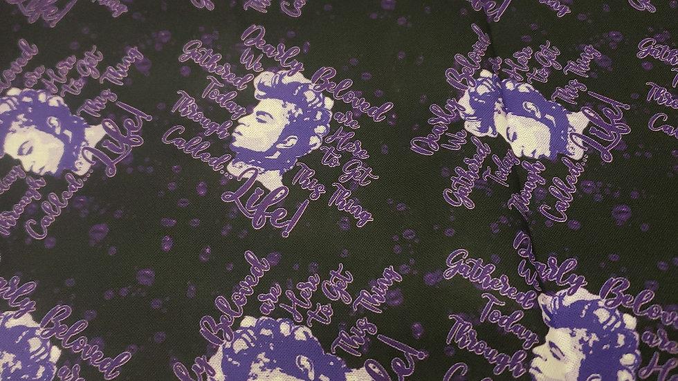 Prince Dearly Beloved Mask 😷