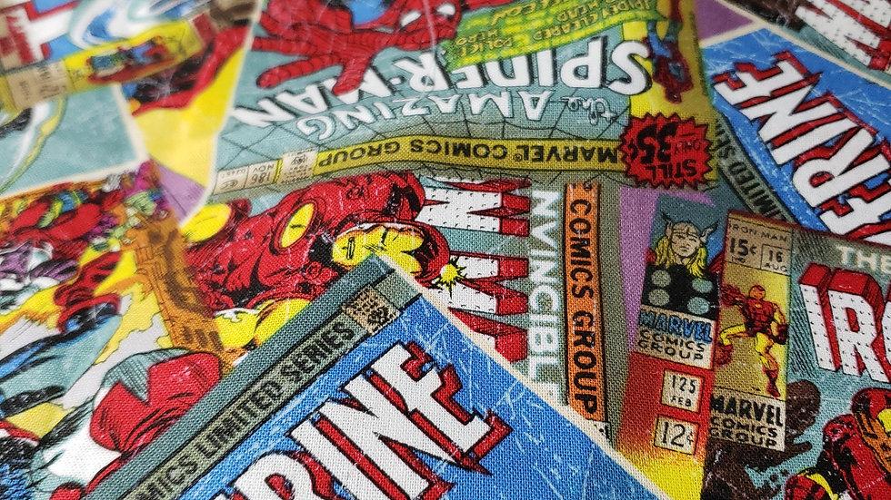 Marvel Comic Books Mask 😷