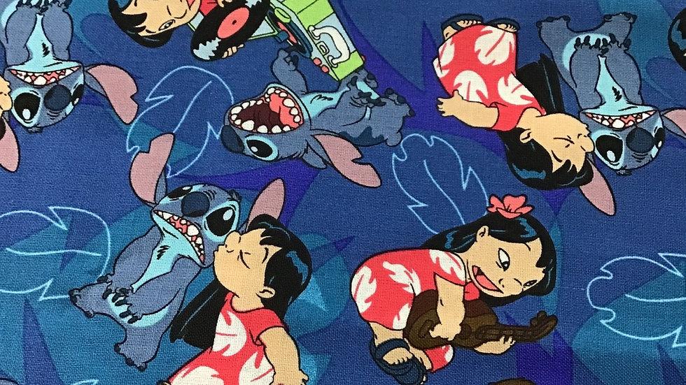 Lilo & Stitch Blue Mask